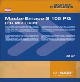 MasterEmaco S 105PG (PC Mix Fluid)