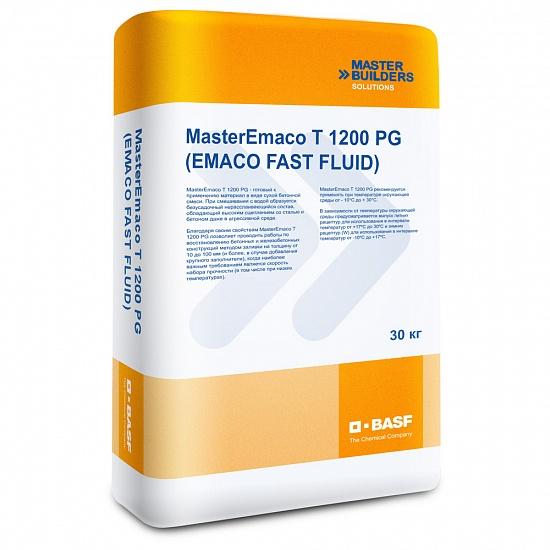 MasterEmaco T 1200 PG (EMACO / ЭМАКО FAST FLUID)