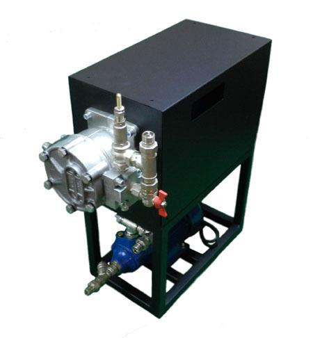 Установка для нанесения жидкой резины УЖК-2 СТР mini