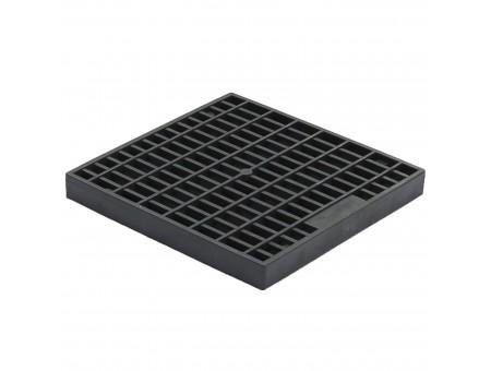 Решетка пластиковая для дождеприемника 300х300