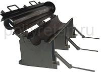 Пресс-формы метало сварные для производства теплоизоляционных скорлуп