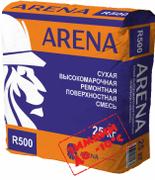 ARENA RepairMaster R500 (зимний) тиксотропный ремонтный состав для бетона, высокомарочный