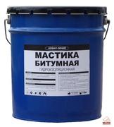 """Мастика Битумная """"НОВАЯ ЛИНИЯ"""", 4,5кг."""