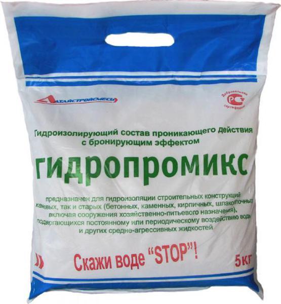 Гидропромикс® «Металлофибра» (Hydropromix® arm М)